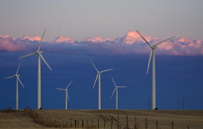 Optimization of the profitability of wind farms